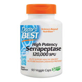High Potency Serrapeptase