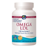 Omega LDL with Red Yeast Rice & CoQ10