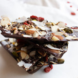 Superfoods Chocolate Bark