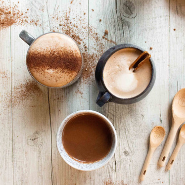 Homemade Hot Cacao Blends