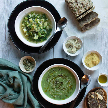 Green Superfood Soup