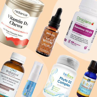 Your Daily Dose Of Vitamin D: Our Top Picks For Every Season