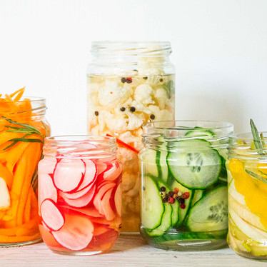 A Guide To Easy Quick-Pickled Vegetables