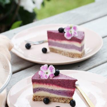 Berry & Beetroot Cheesecake + FREE Recipe eBook