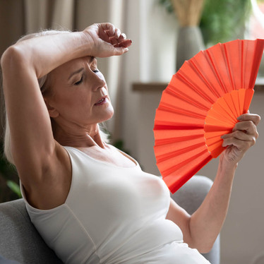 Hot Flushes: A Symptom of Menopause