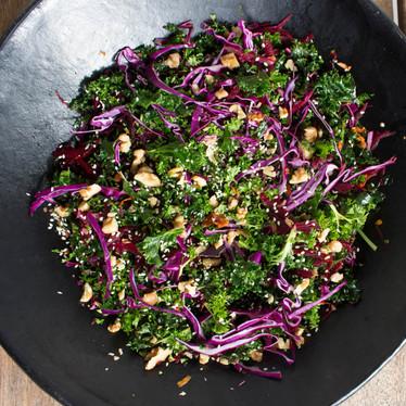 Lena's Delicious Detox Salad
