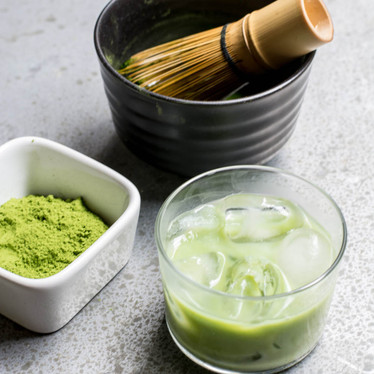 Add a powerful punch to your health with Matcha powder