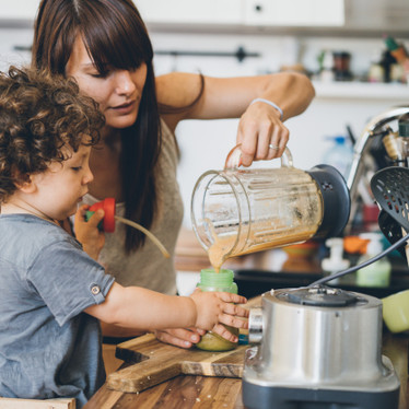 6 Healthy Ideas To Keep Your Bubble Busy These School Holidays
