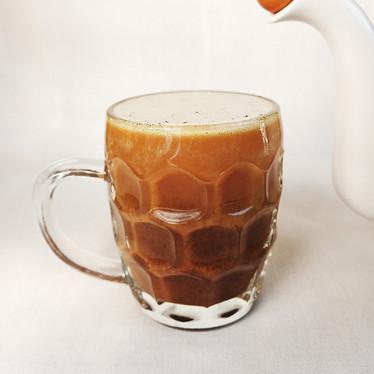 Creamy Vegan Turmeric Magnesium Latte