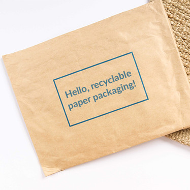 Goodbye Plastic! Our Journey to Sustainable Packaging for a Better World