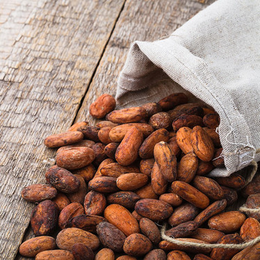 Cacao – full of natural 'feel good' nutrients