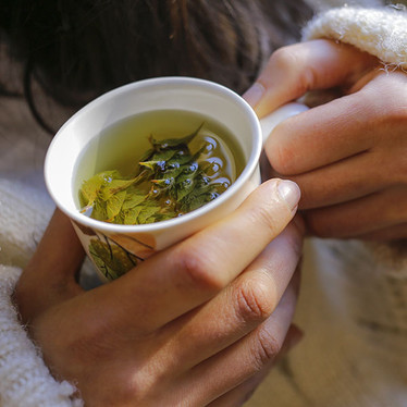 Power Up With Digestive Teas