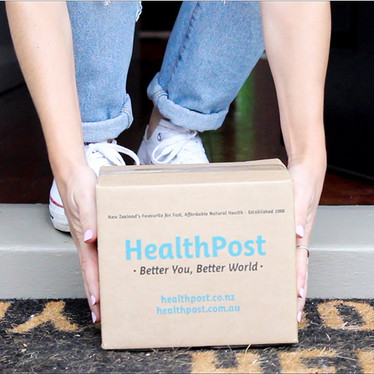 Your HealthPost Order – From GO Healthy, to us, to You