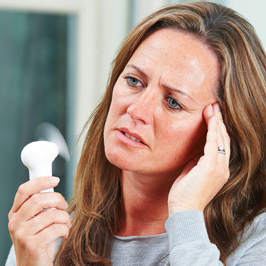 Hot Flushes: A Symptom of Menopause