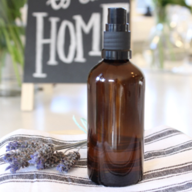 Homemade Lavender Linen and Room Spray