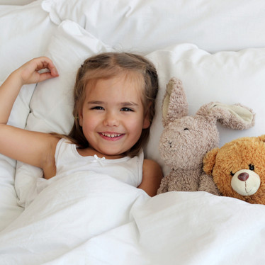 7 Easy Tips to Help Your Child Sleep