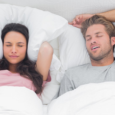 How to Help Relieve Snoring