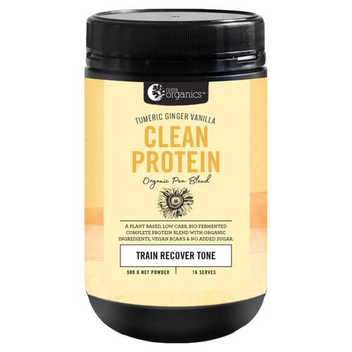 Clean Protein Turmeric, Ginger & Vanilla