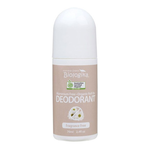 Roll On Deodorant - Fragrance Free
