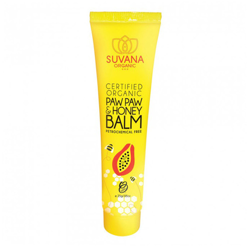 Paw Paw & Honey Balm - certified organic balm