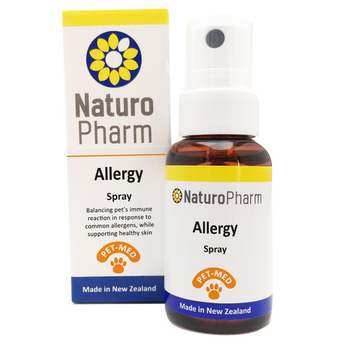 Pet Med Allergy Spray
