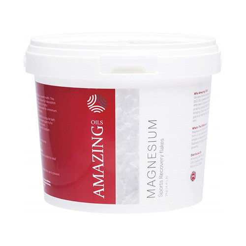 Magnesium Recovery Bath Flakes