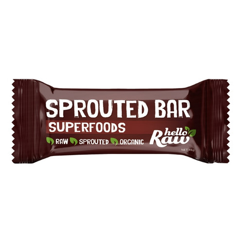 Superfoods Sprouted Bar