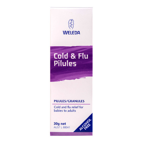 Cold and Flu Pilules