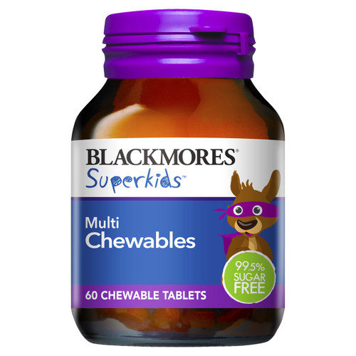 Superkids Multi Chewables