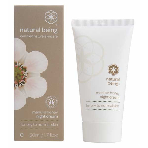 Manuka Honey Cream - Night Cream