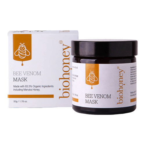 Organic Bee Venom Mask