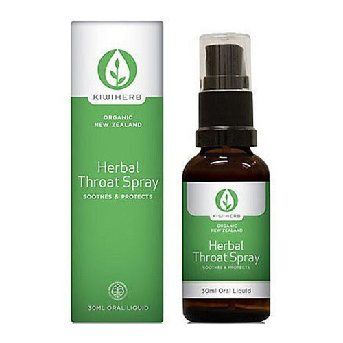 Herbal Throat Spray
