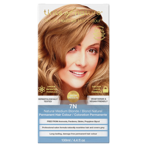 Natural Medium Blonde (7N)