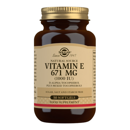 Vitamin E 671mg (1000IU)