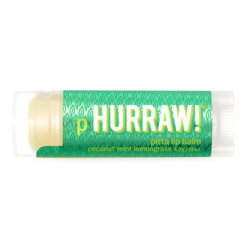Lip Balm Pitta - Coconut, Mint & Lemongrass