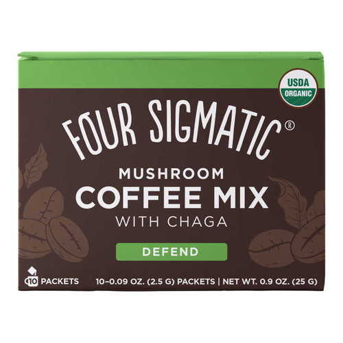 Mushroom Coffee Mix - Defend