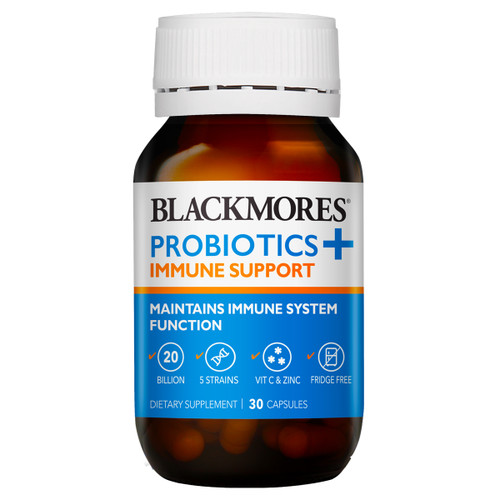 Probiotics+ Immune Support