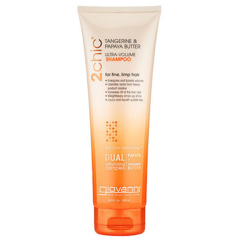 Ultra-Volume Shampoo Tangerine & Papaya