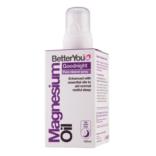 Magnesium Oil - Goodnight Spray