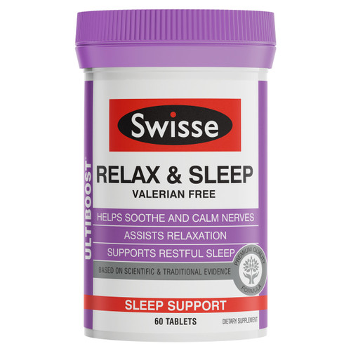 Ultiboost Relax and Sleep