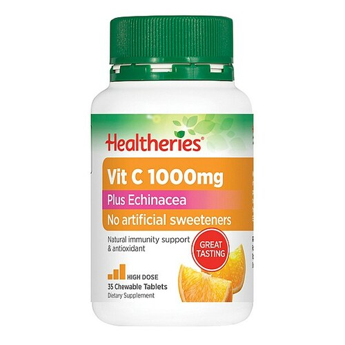 Vitamin C 1000mg & Echinacea