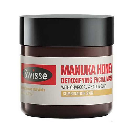 Manuka Honey Detox Face Mask
