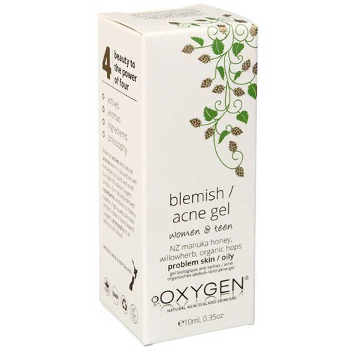 Blemish / Acne Gel - Woman & Teen