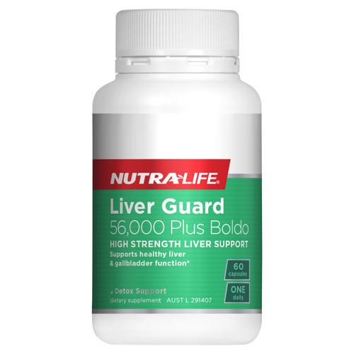 Liver Guard 56000 Plus Boldo