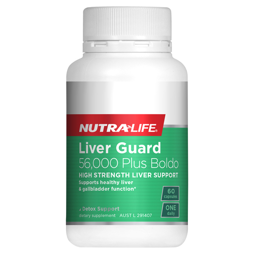 Liver Guard 56000 Plus Boldo