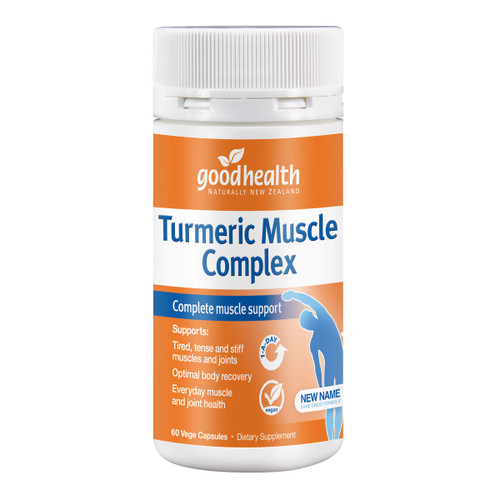 Turmeric Muscle Complex