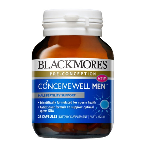Conceive Well Men