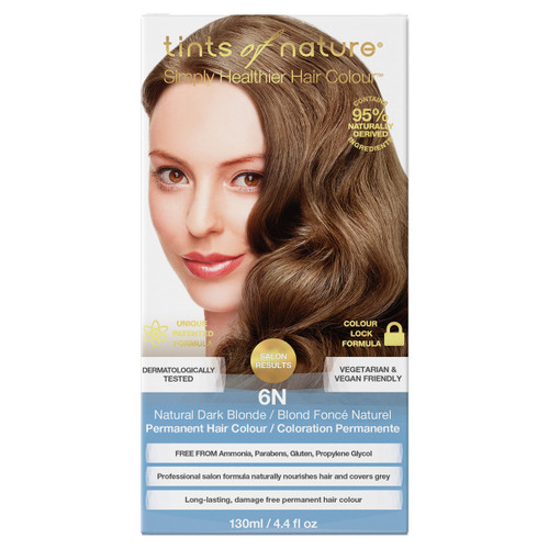 15c4081f834 Buy Natural Dark Blonde (6N) by Tints of Nature I HealthPost NZ