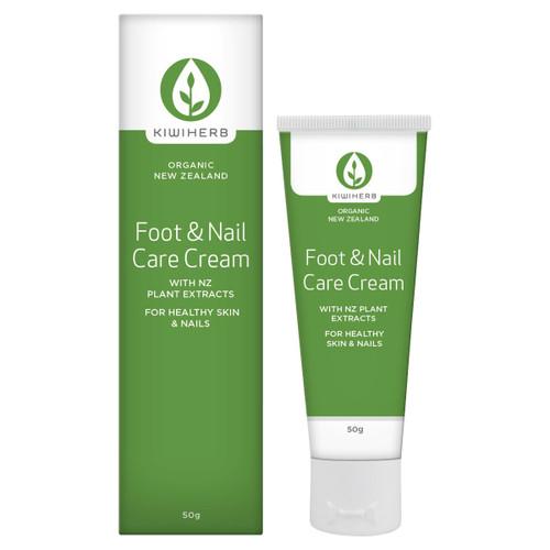Foot & Nail Care Cream
