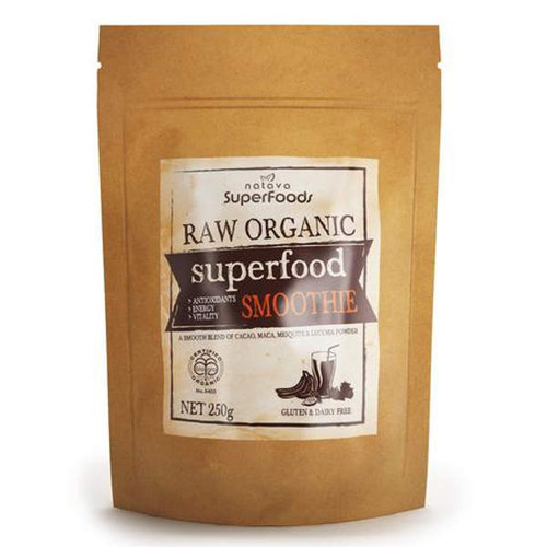 Certified Organic Superfood Smoothie